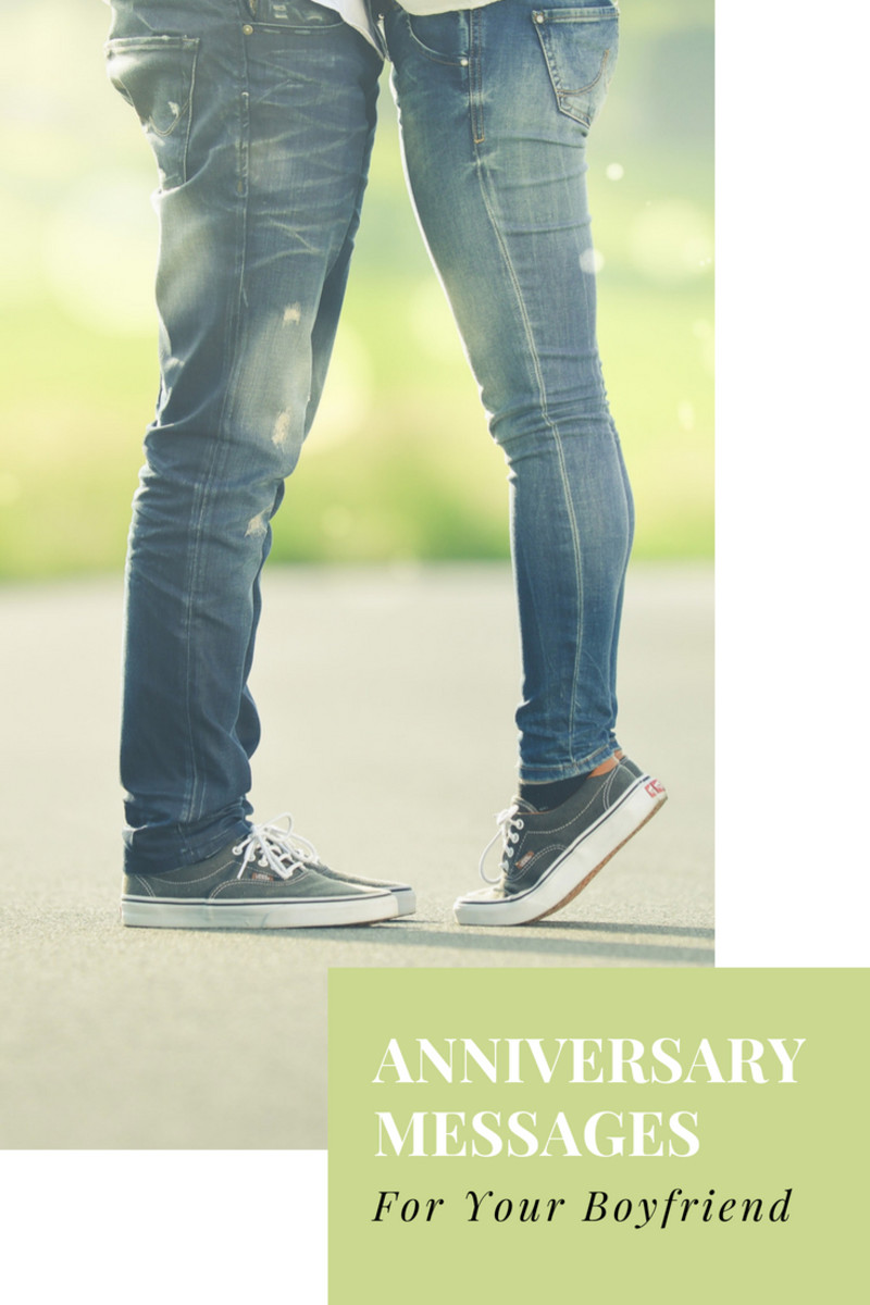 anniversary messages for your boyfriend pairedlife