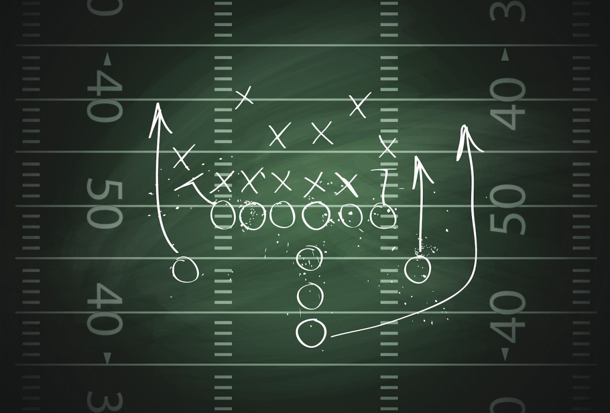 American Football Formations Explained Howtheyplay