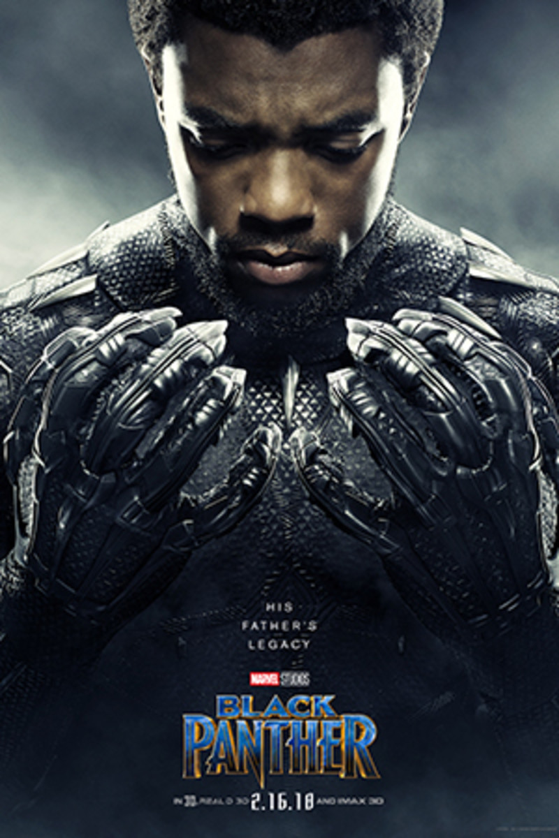 20 Secrets of Black Panther