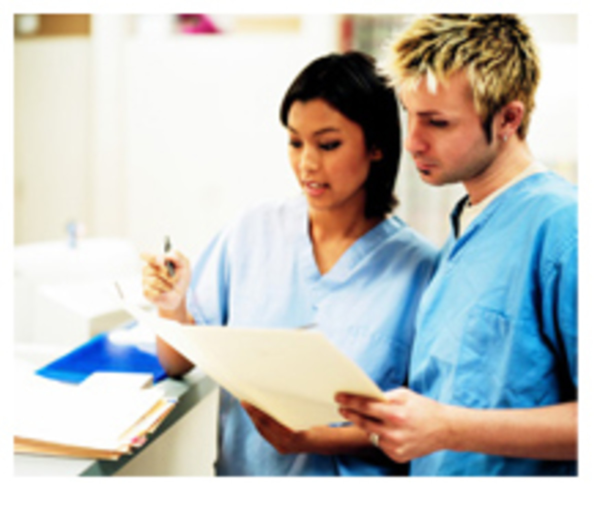 Healthcare workers are specially trained about HIPAA and keeping your personal information confidential.