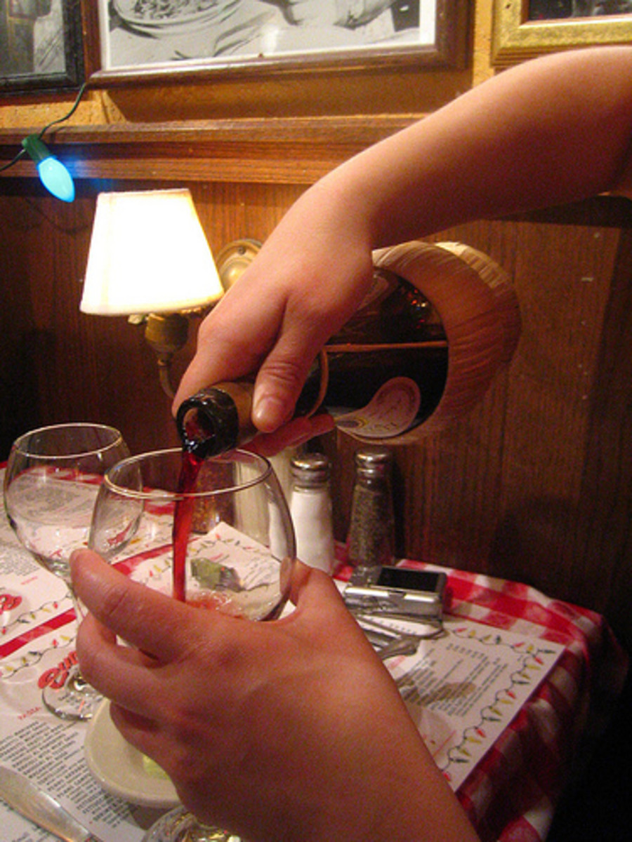 """Myth: """"I can't be an alcoholic, I only drink red wine. It's good for you!"""""""
