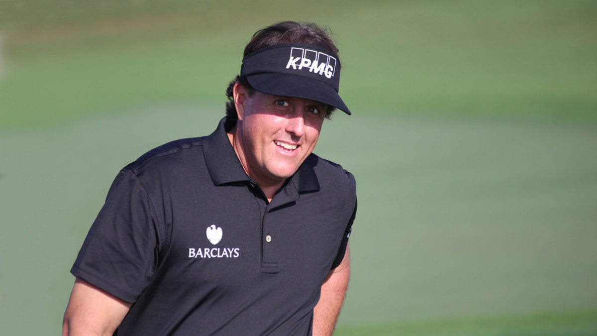 Phil Mickelson used a biologic, etanercept (Enbrel) to treat the symptoms of his PsA.