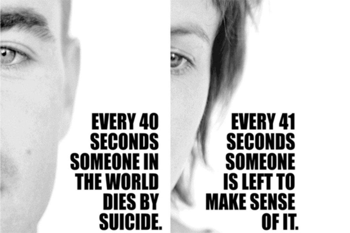 For every suicide that occurs, there are 25 suicide attempts. - AFSP