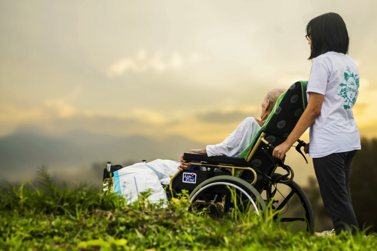 What is the patient fighting for? To battle their disease with full and aggressive treatment or fighting to stay home?