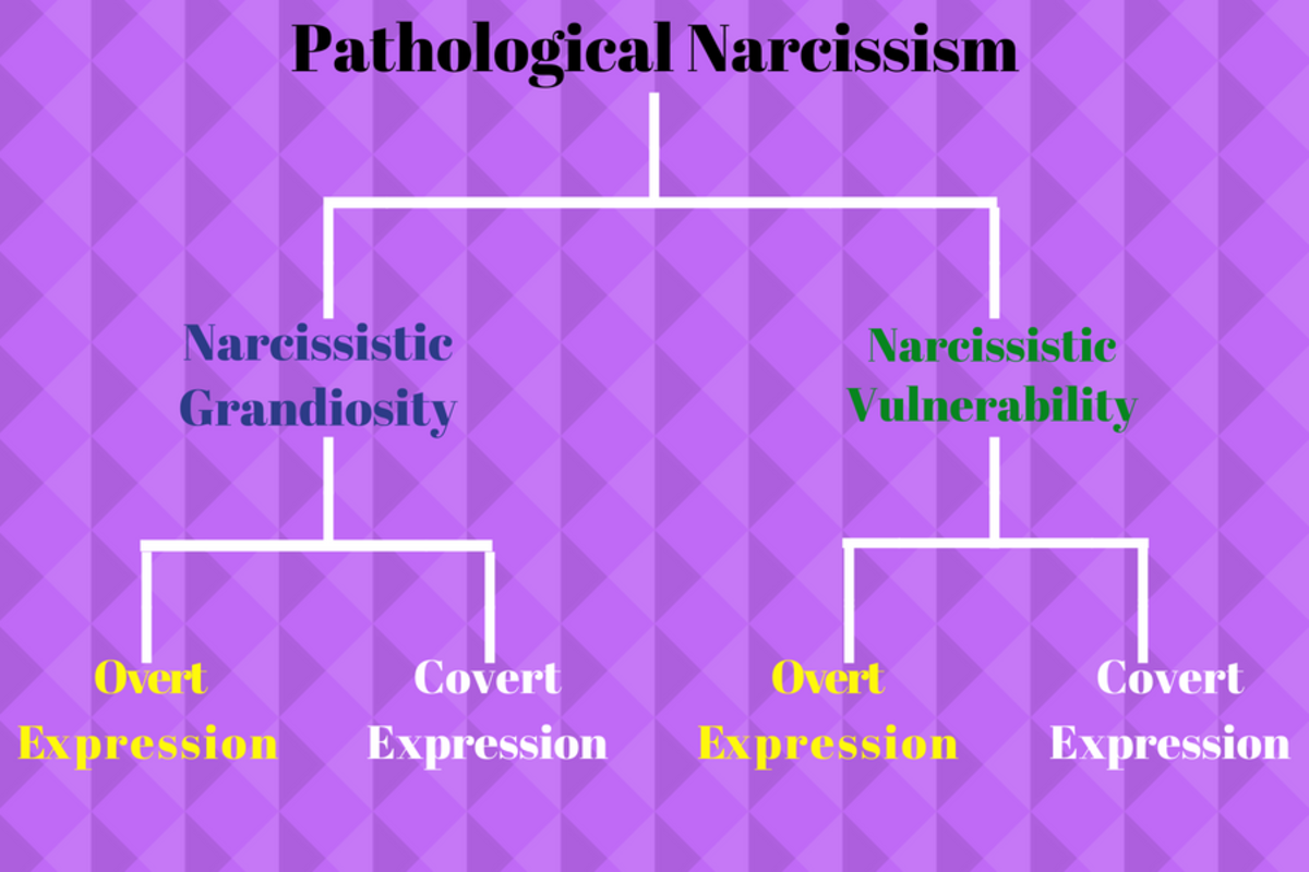 Here is a more accurate conceptualization of pathological narcissism.