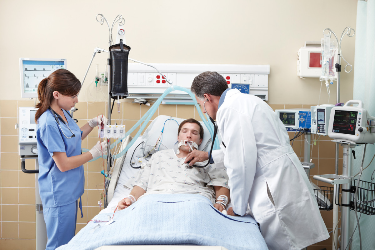 Patient care can be unpredictable—especially in critical care settings—which is why it's important to take precautionary measures.