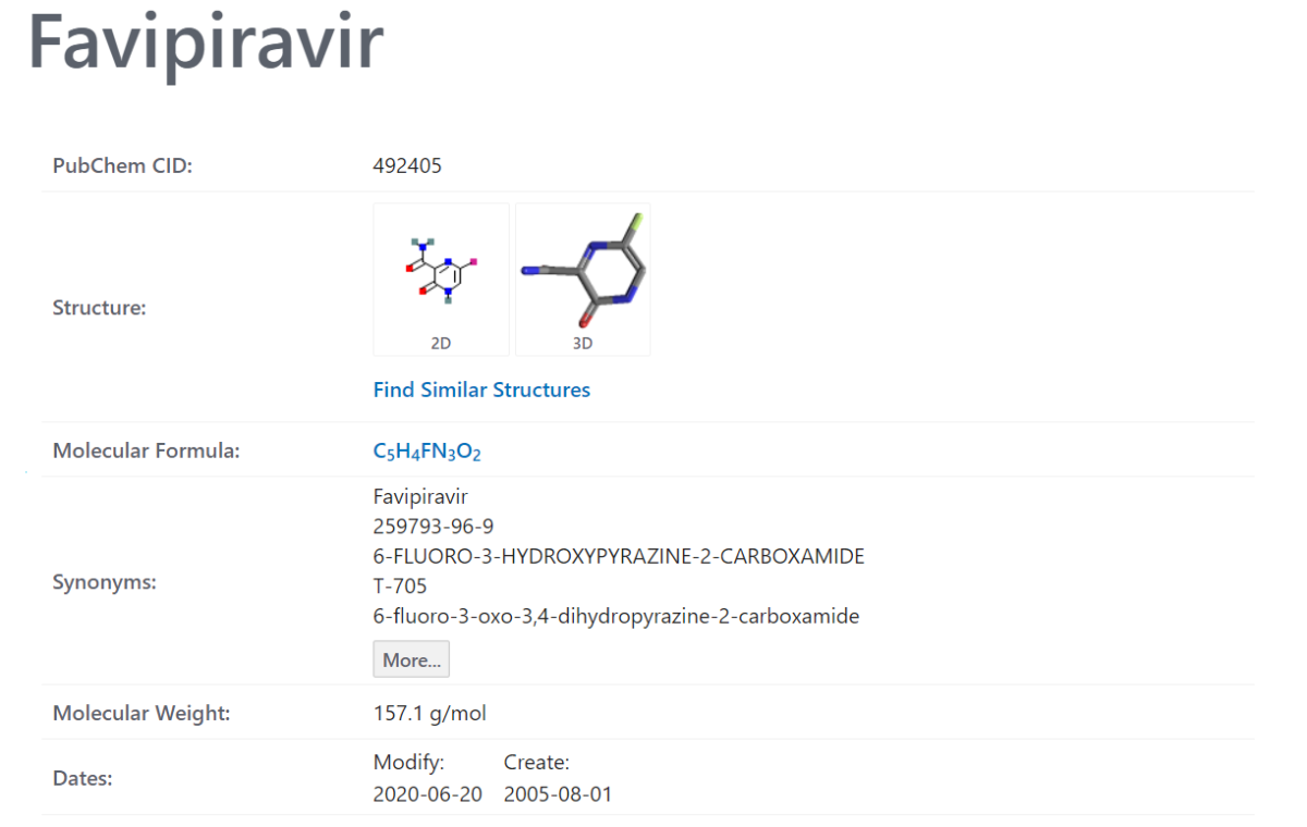 Do Clinical Trials Support the Use of Favipiravir Therapy for Covid-19 Management?