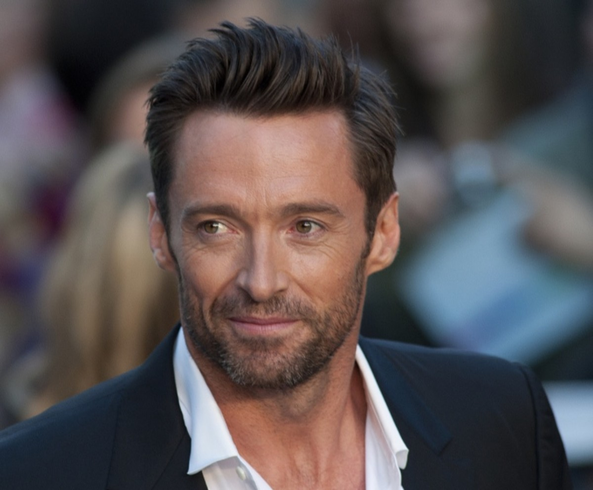 Hugh Jackman; an Inspiration