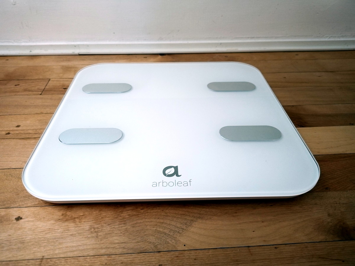 Arboleaf CS20A Body Composition Scale