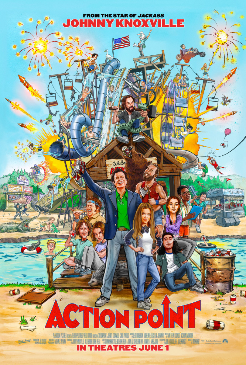 'Action Point' Movie Review