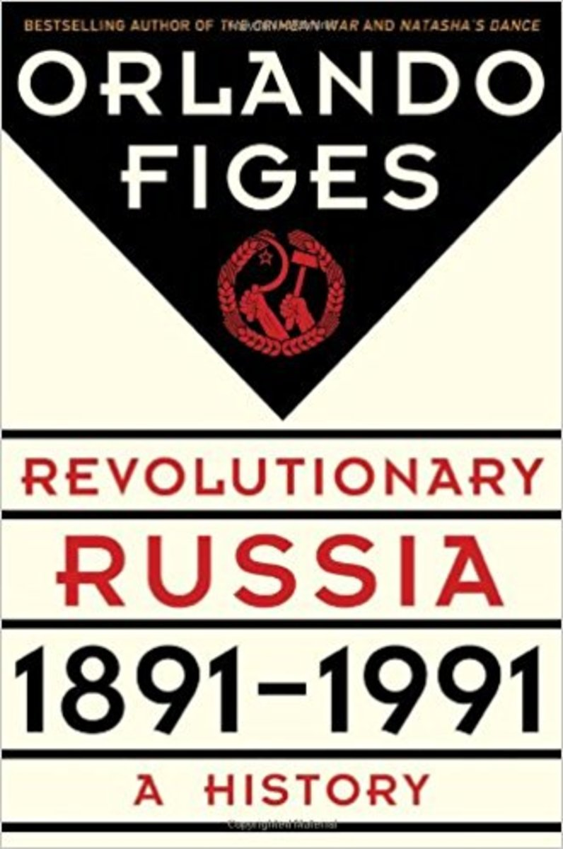 """Revolutionary Russia, 1801-1991: A History."""