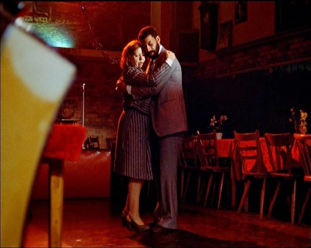 El Hedi ben Salem & Brigitte Mira in 'Ali: Fear Eats The Soul'