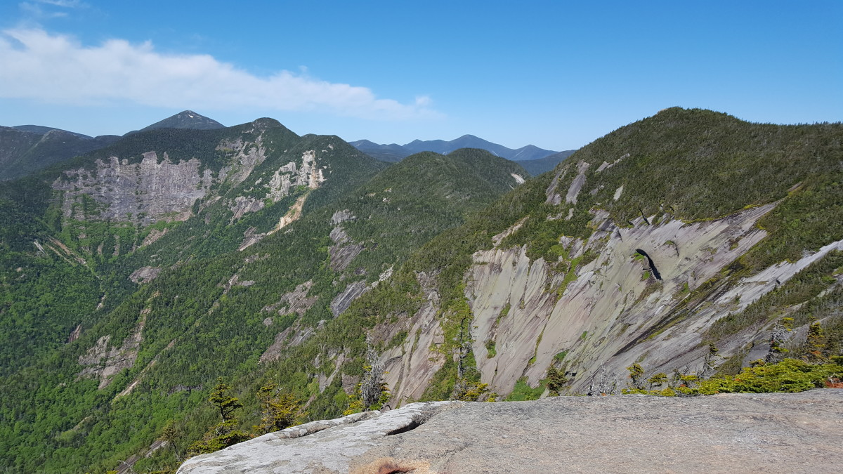 Adirondack Hike: The Lower Great Range