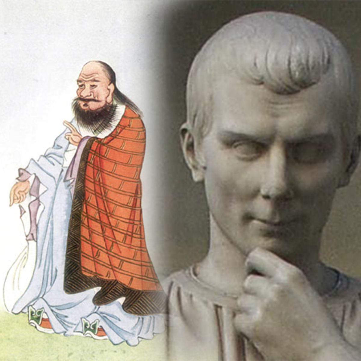 Lao-Tzu and Machiavelli had very different ideas on what qualities make a great leader.