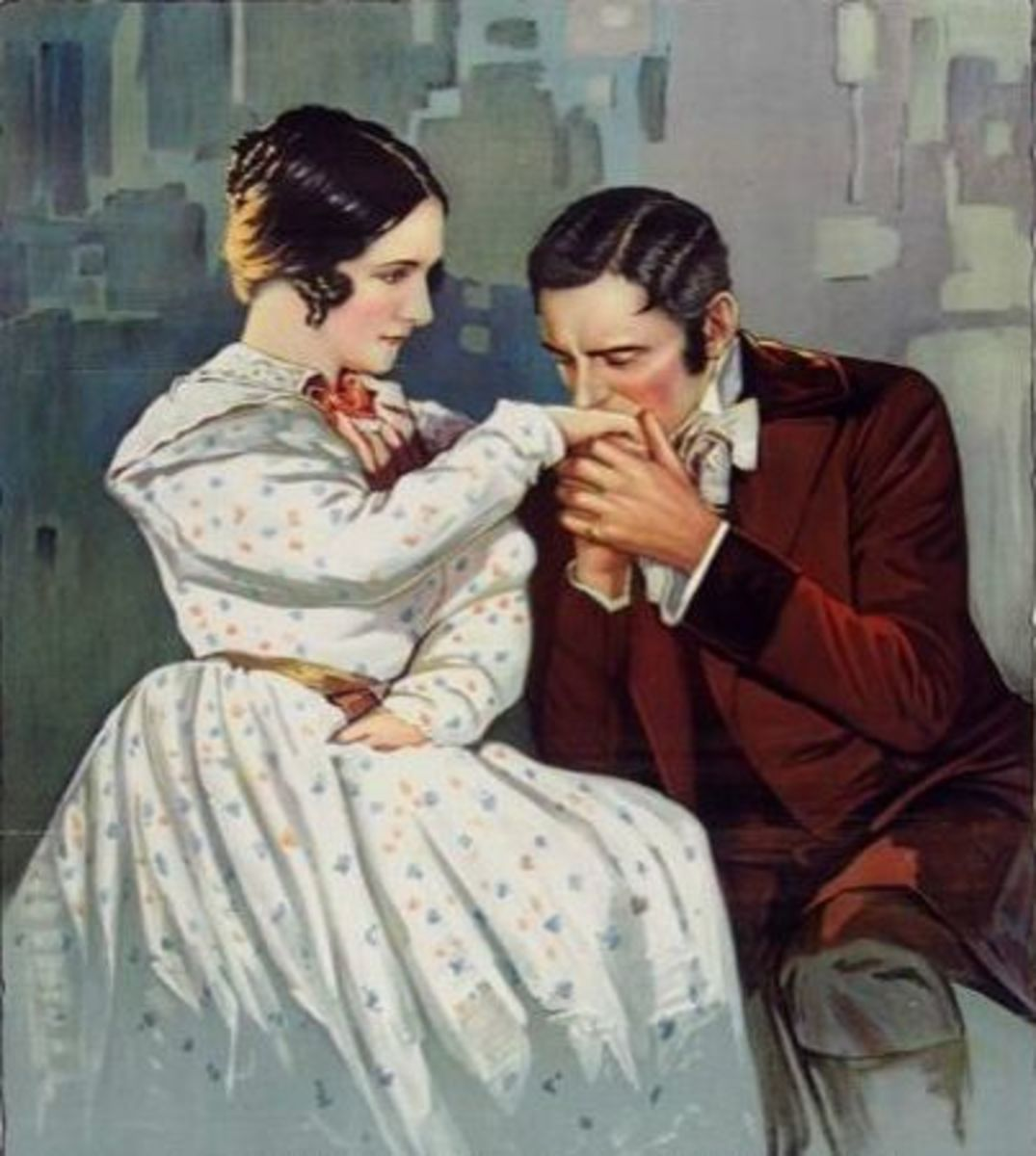 Becoming Helen: The Journey to Compassion in 'Jane Eyre'