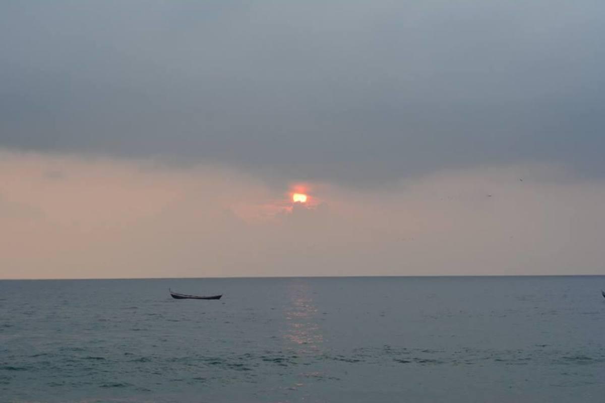 Kovalam Beach - A Sojourn (In response to Ann Carr (annart)'s Beach Challenge)