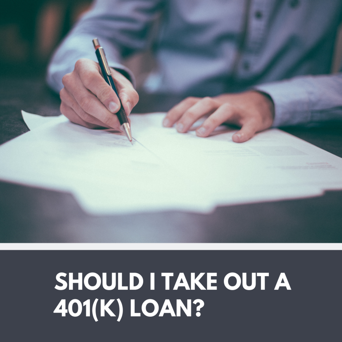 Should I Take out a 401(k) Loan?