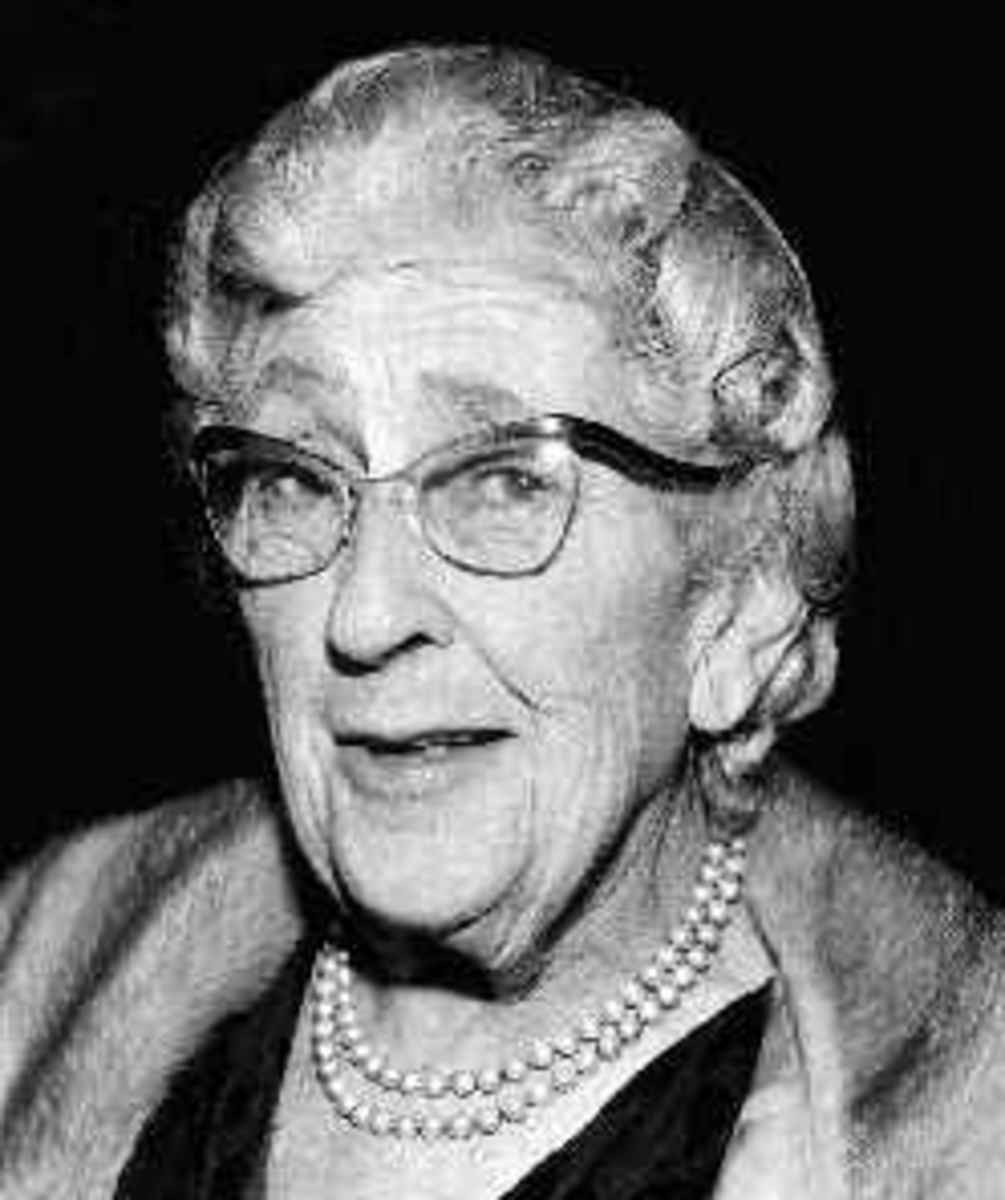 The Queen of Crime, Agatha Christie