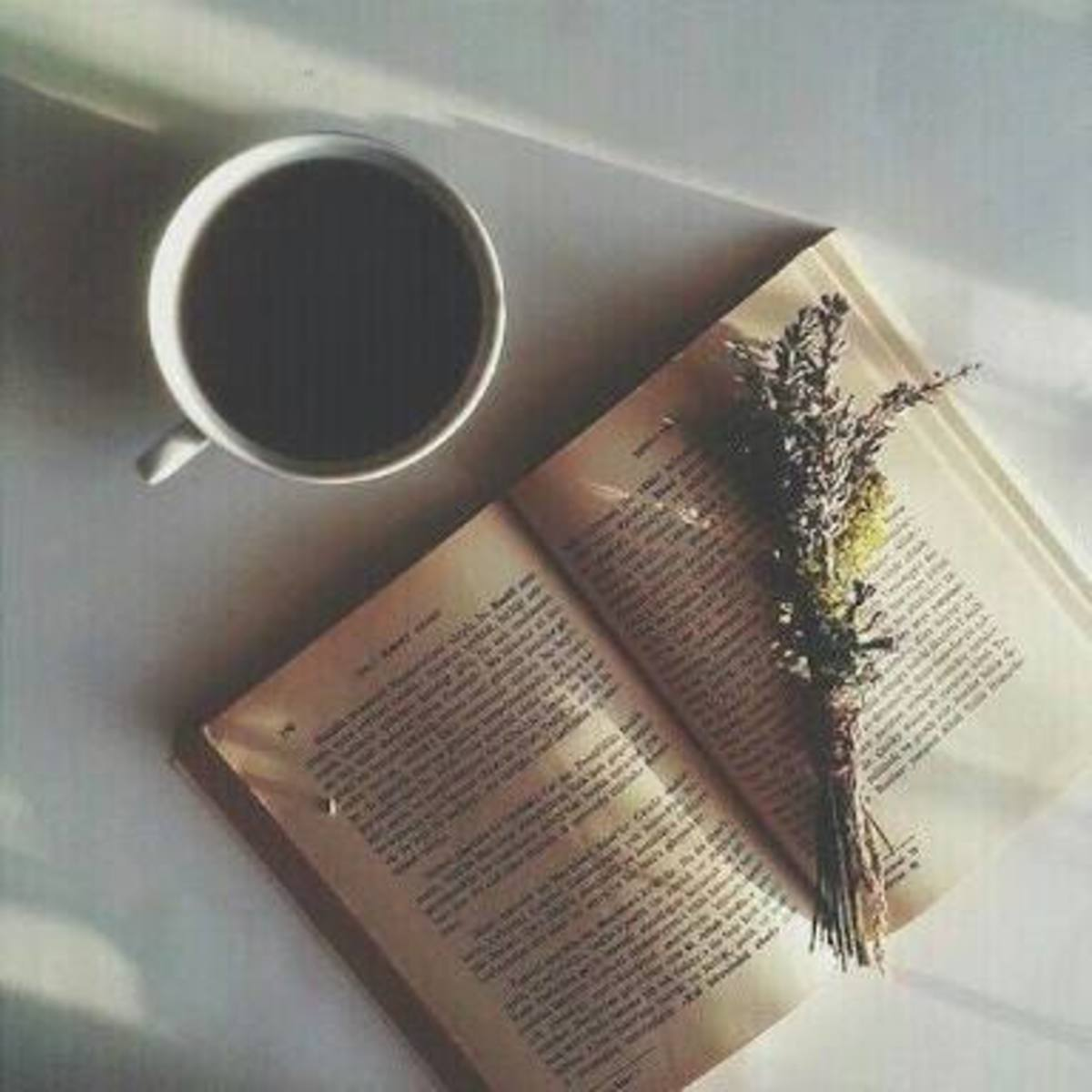 Books and a Coffee