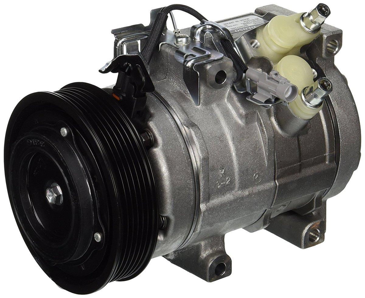 Toyota Sienna Ac Service Repair Part Ii Compressor