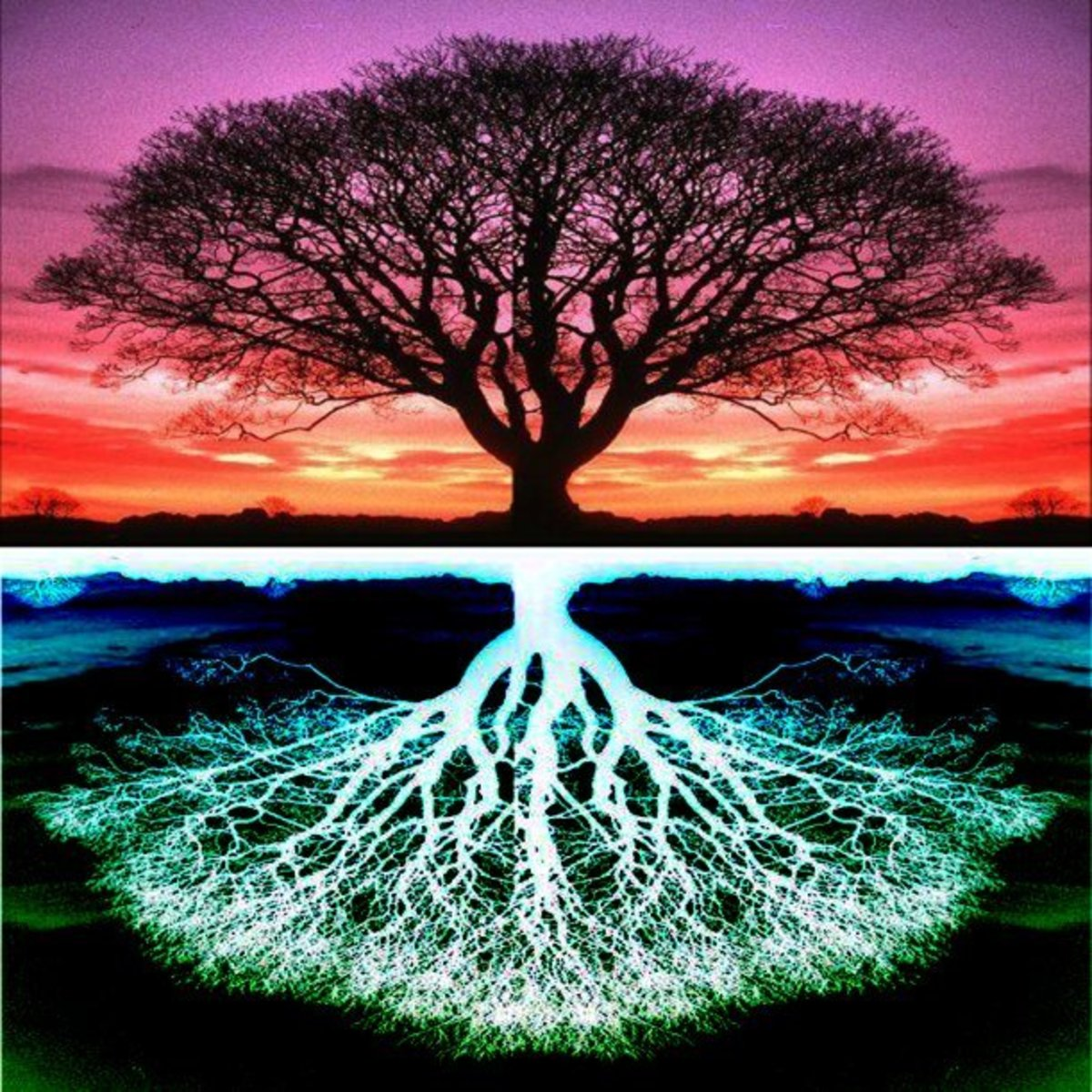 The One Tree, a Poem