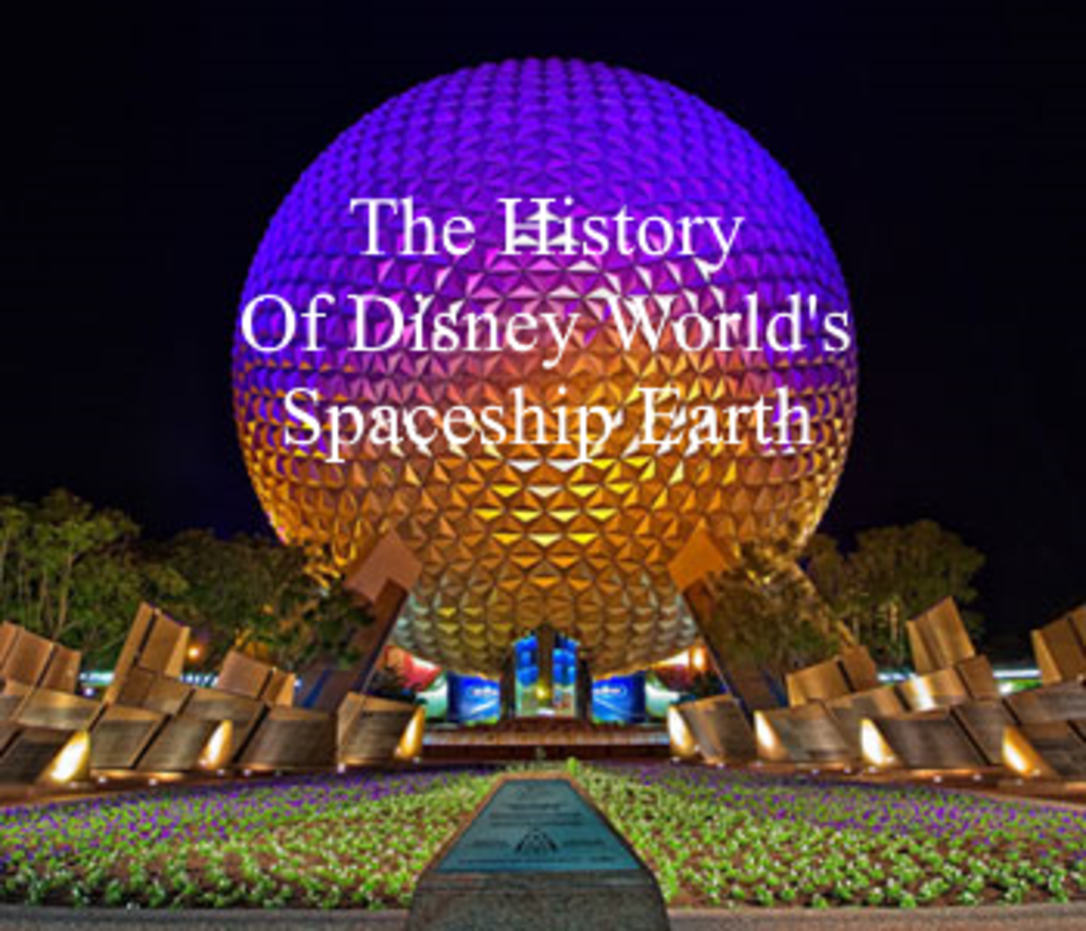 The History of Disney World's Spaceship Earth