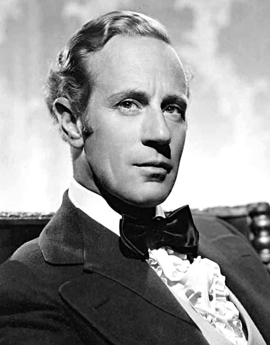 "Leslie Howard: Hero in ""Gone With the Wind"" and WWII Spy"