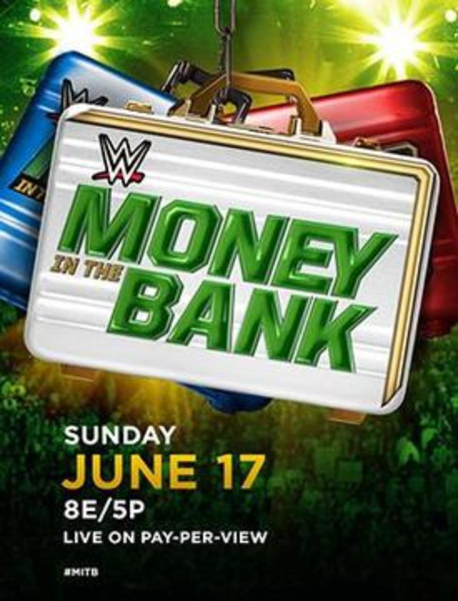 WWE Money in the Bank 2018 Review