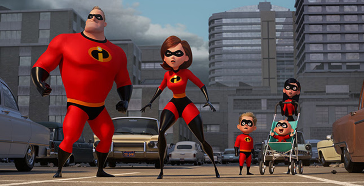 'Incredibles 2' Review: A Not-So-Incredible Sequel