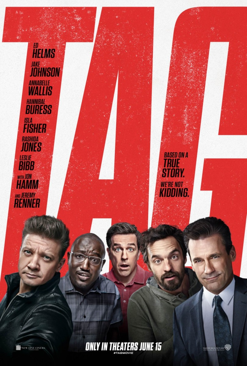 "Movie Review: ""Tag"""