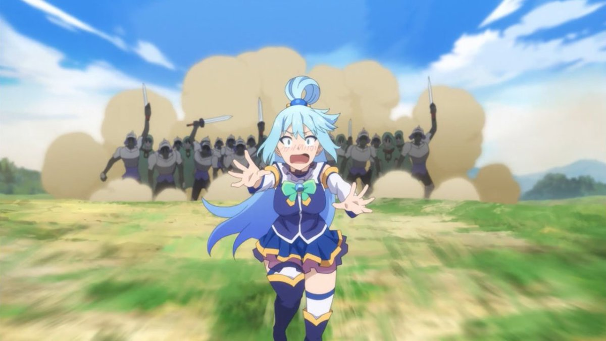 Reaper's Reviews: 'KonoSuba'