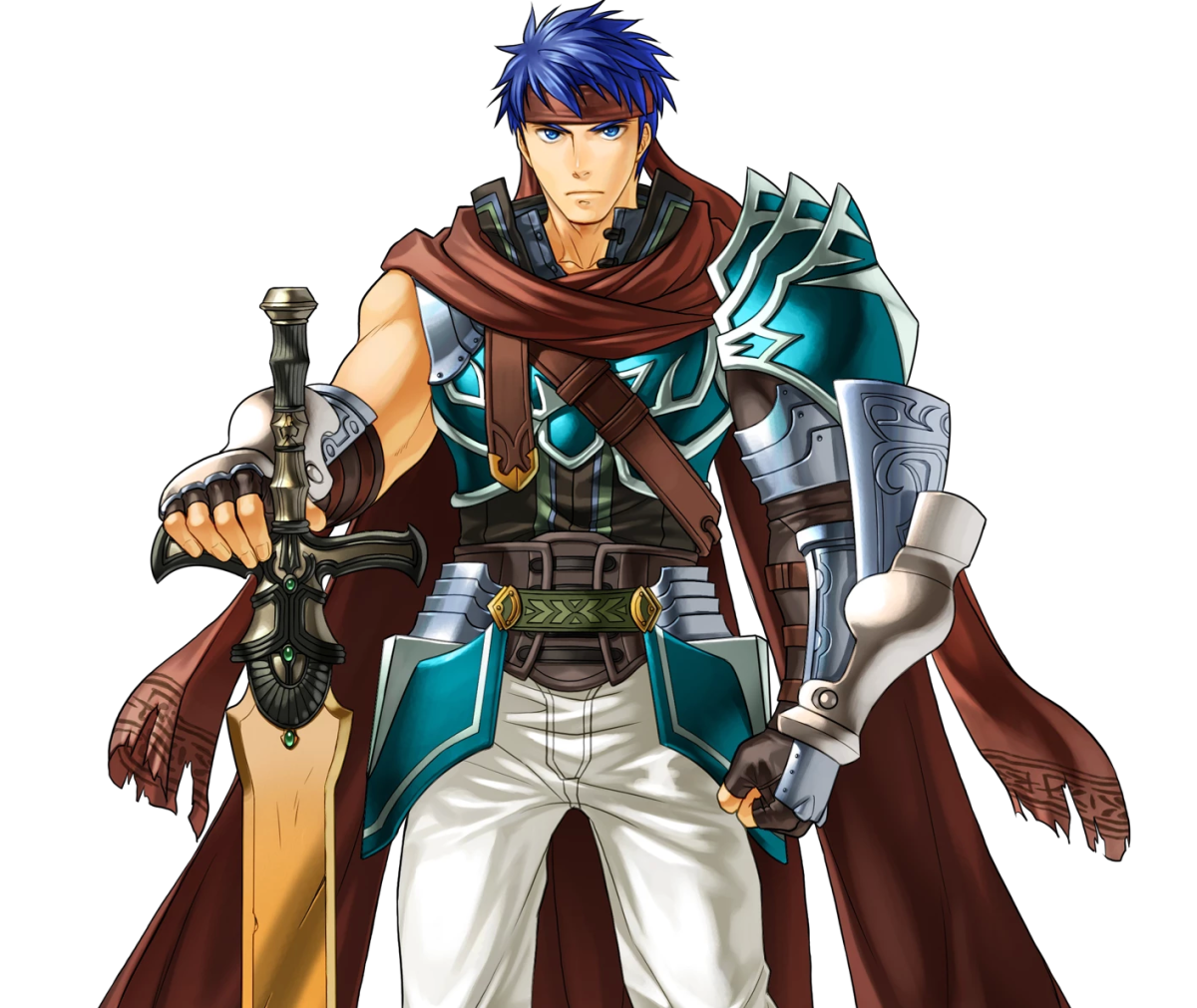 Ike in Fire Emblem Heroes