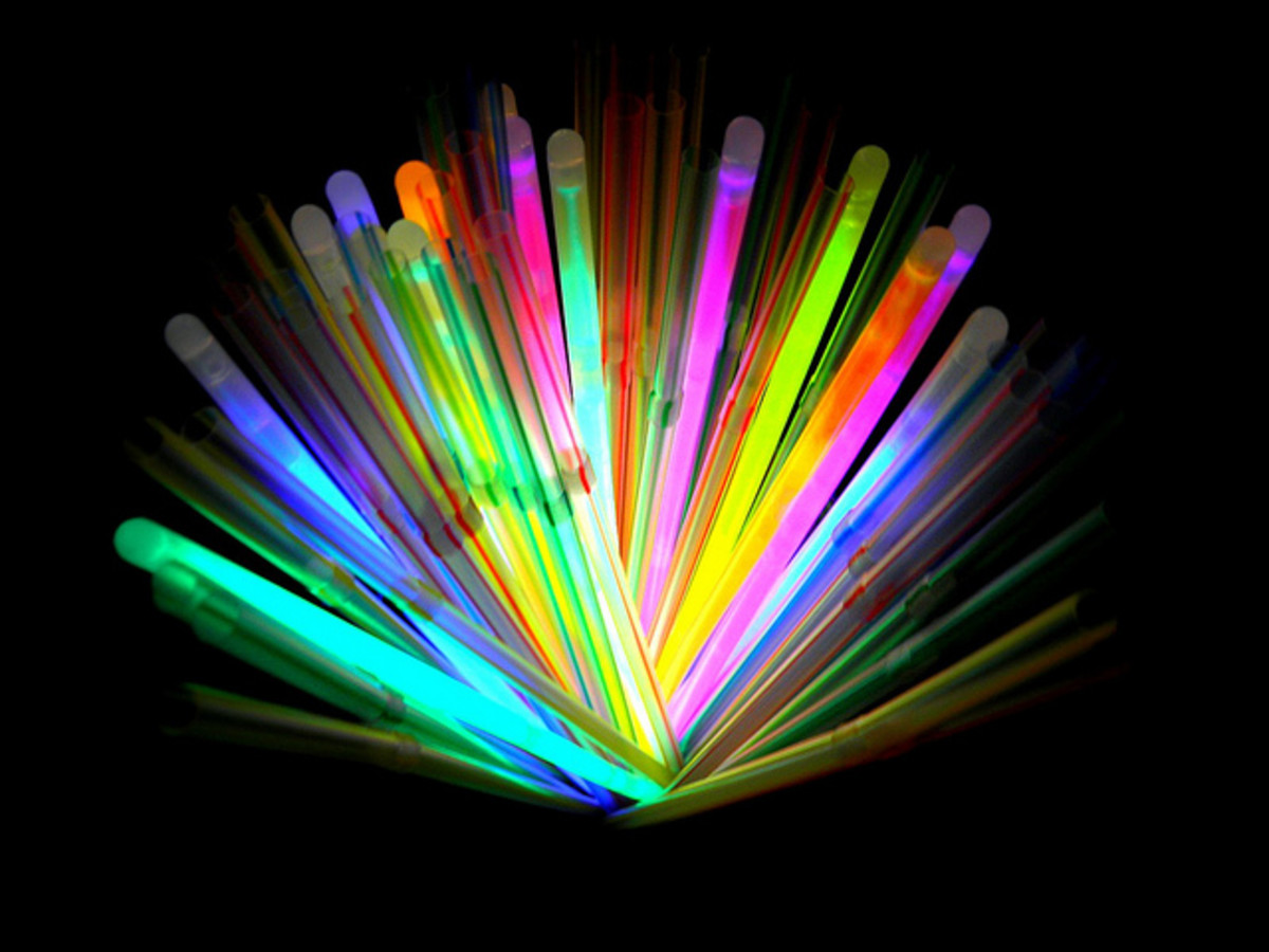 You've probably used plenty of them in your life, but you do you know how glow sticks work?