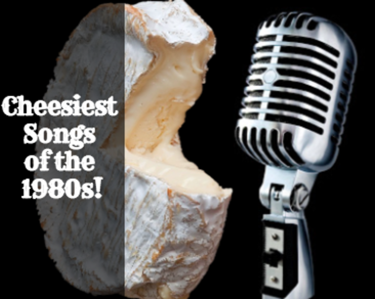 Take this playlist one slice at a time. Like cheese, it's bad for your heart.