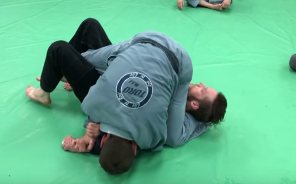 3 Ways to Finish a Stepover Kimura