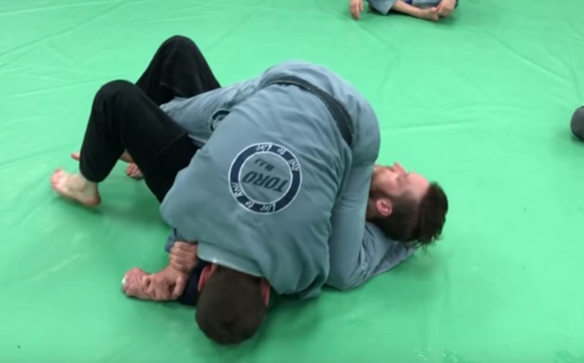 3 Ways to Finish a Stepover Kimura in Brazilian Jiu-Jitsu