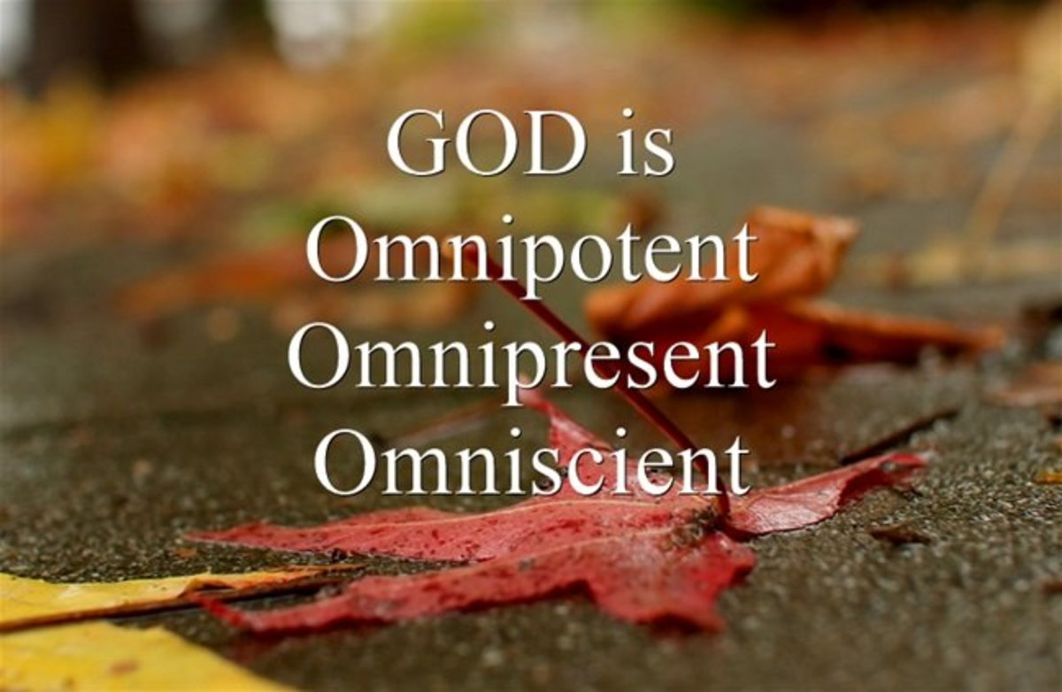 Difference Between Omnipotence, Omnipresence, and Omniscience