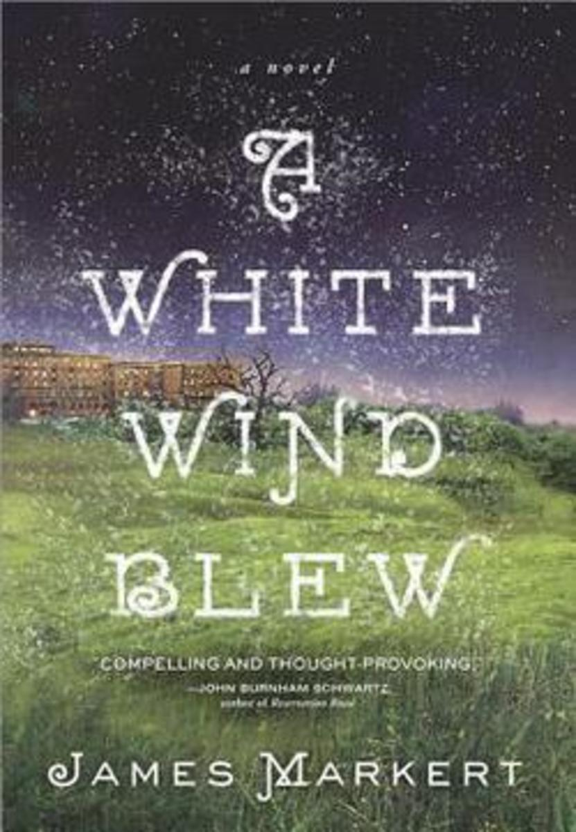 A White Wind Blew by James Markert: Book Summary
