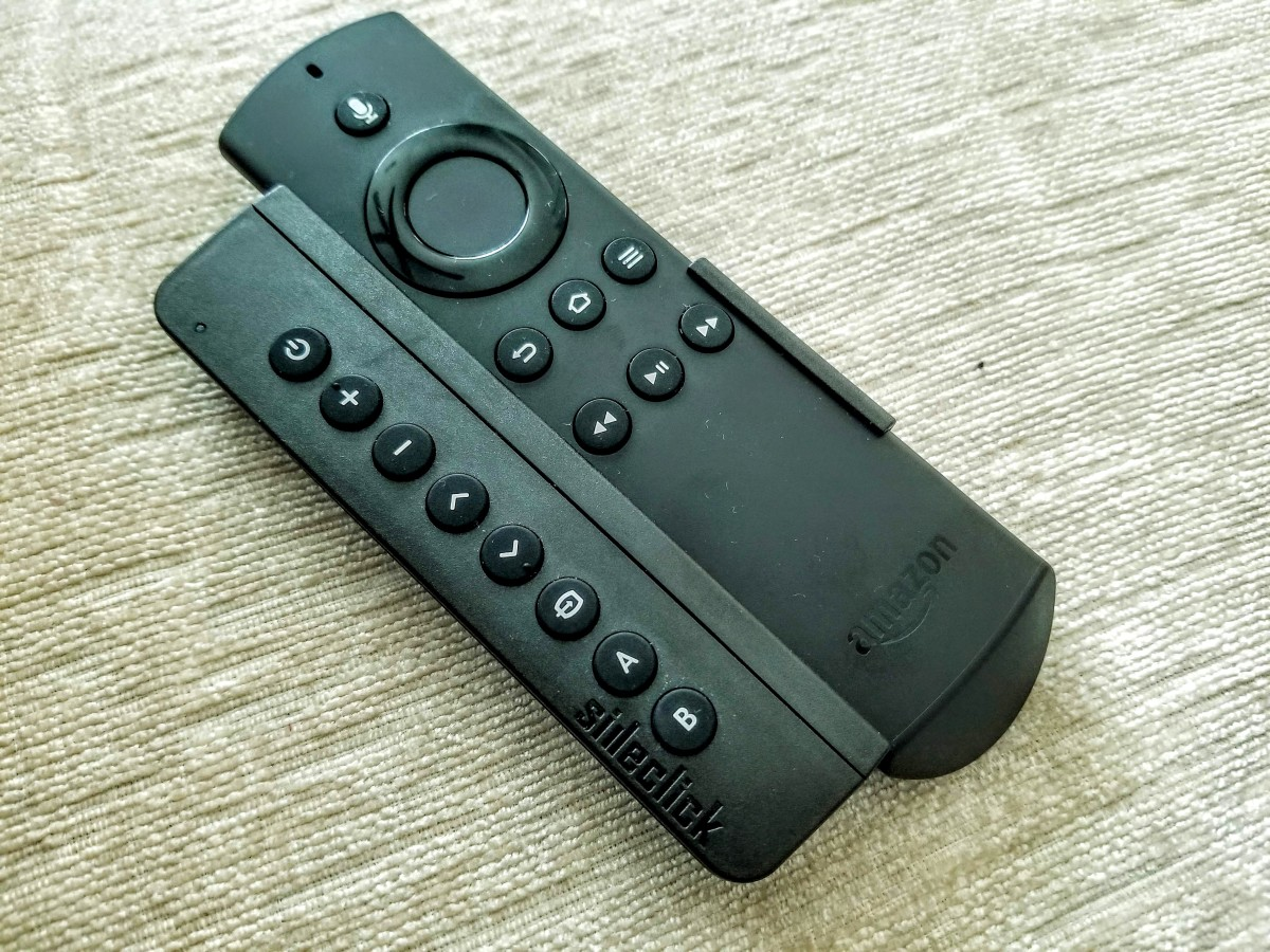 Review of Sideclick Remotes Attachment: How to Turn Your Amazon Fire TV Into a Universal Remote