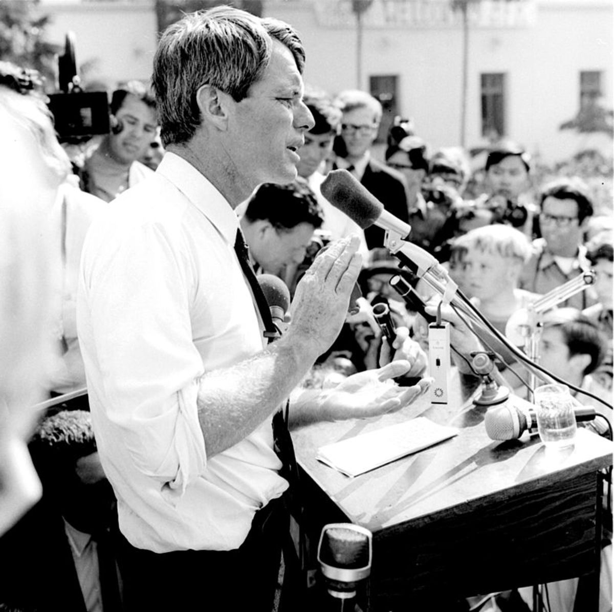 The Assassination of Robert F. Kennedy: Was There a Second Shooter?