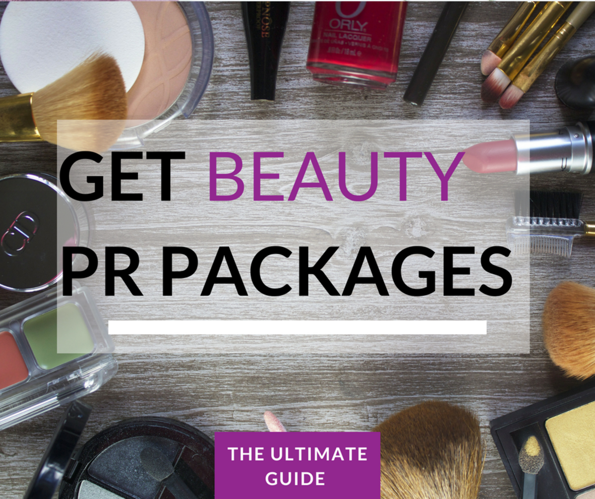 Learn how to get beauty PR packages with this in-depth guide!