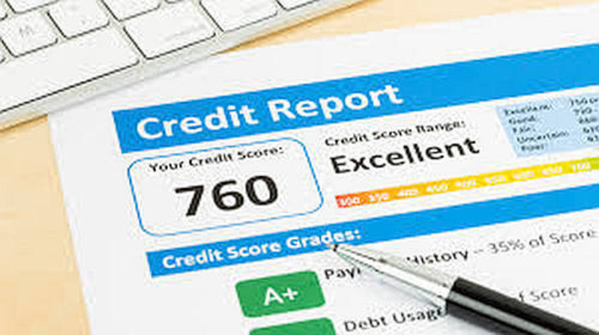 How Is Your Spiritual Credit Report?