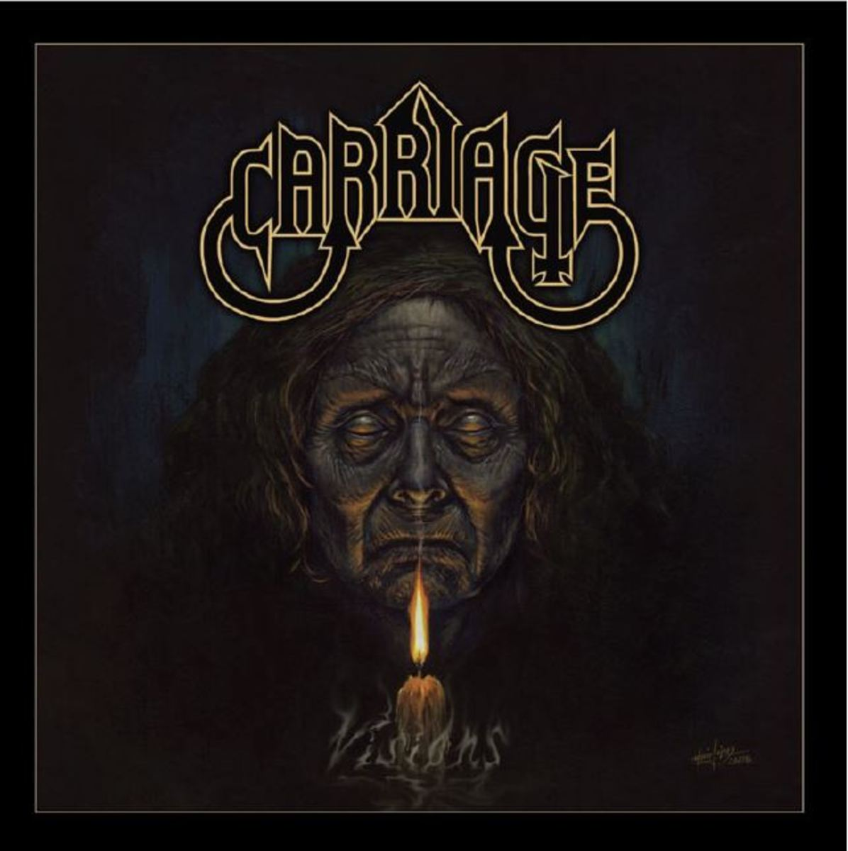 "Carriage, ""Visions"" Album Review"