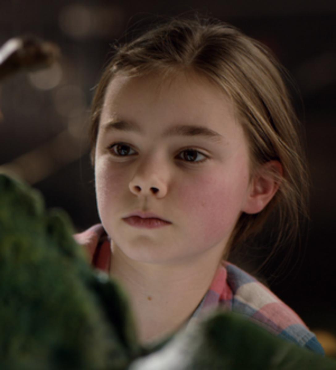 Maisie Lockwood, played by Isabella Sermon