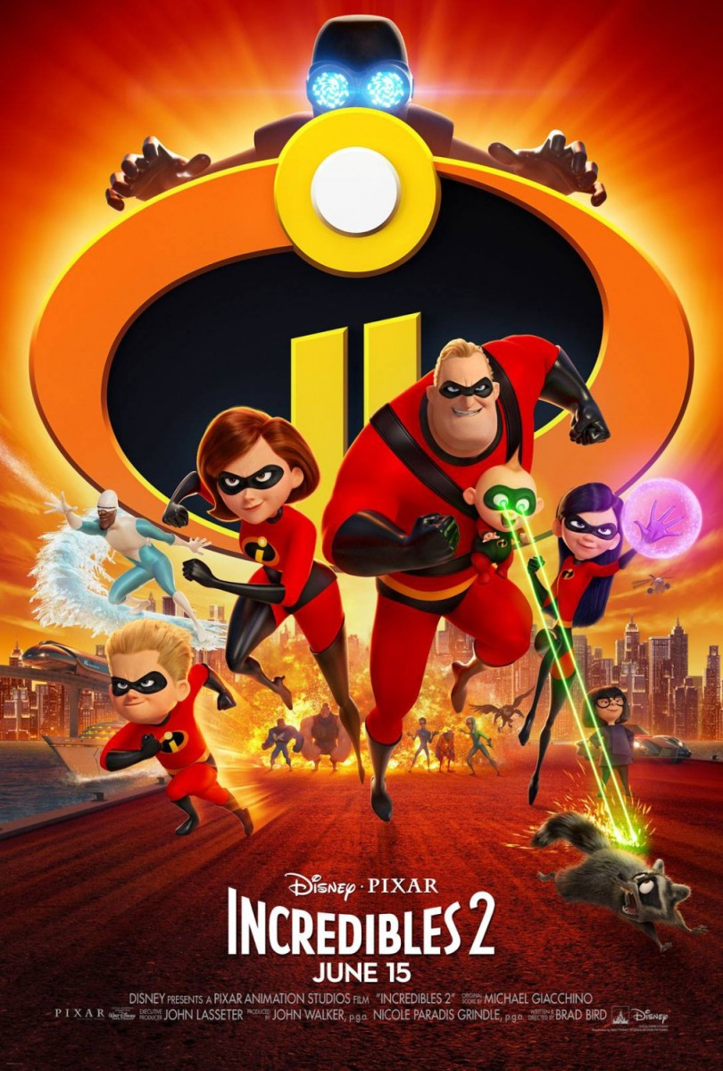 'Incredibles 2' Movie Review