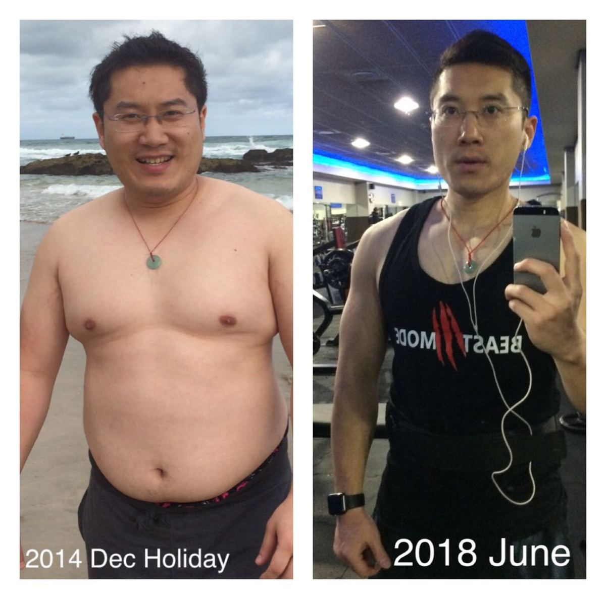 How I Lost 26 Kilos in 6 Months!