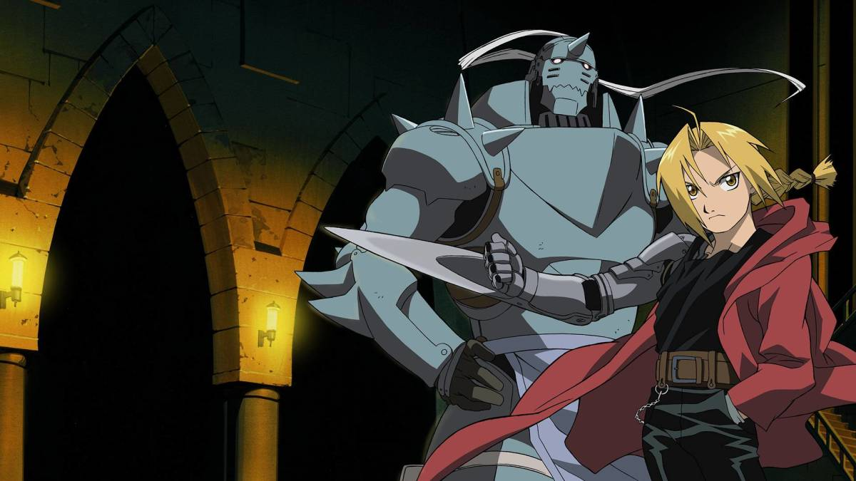 5 Anime Like 'Fullmetal Alchemist: Brotherhood'