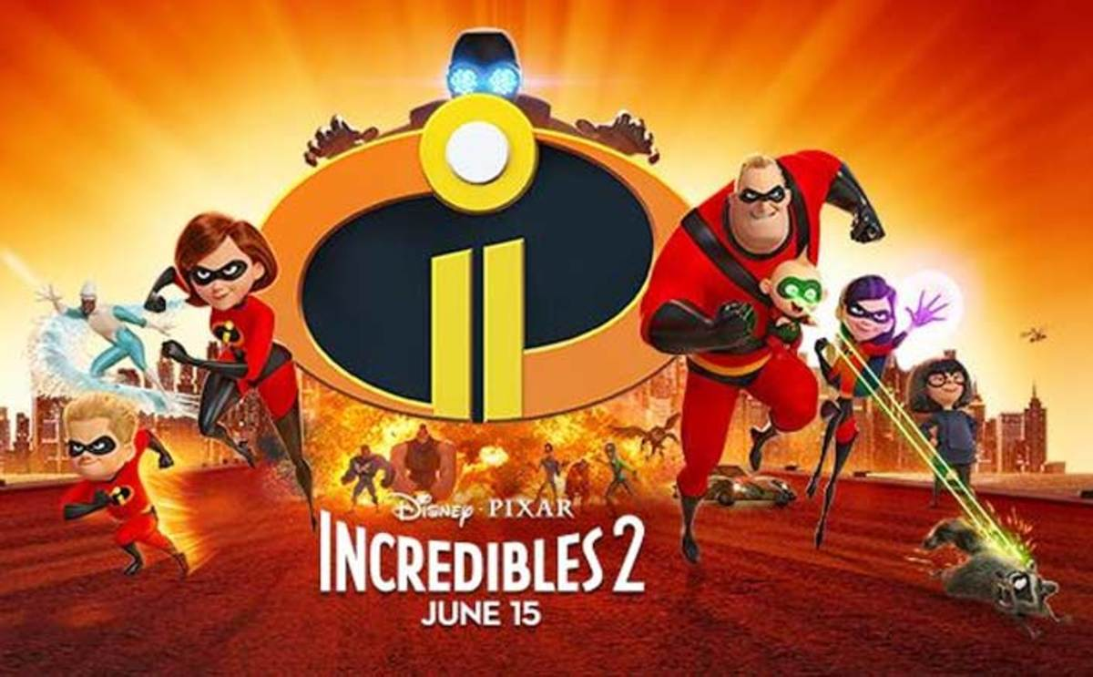 The Incredibles Return in the Fun, but Less Thoughtful 'Incredibles 2'