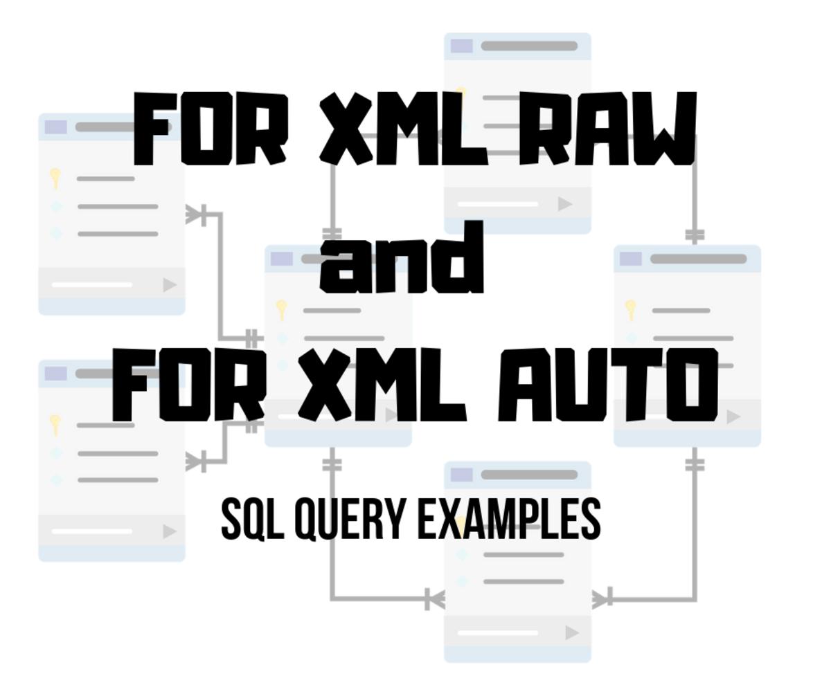 XML through SQL allows computers to exchange data.