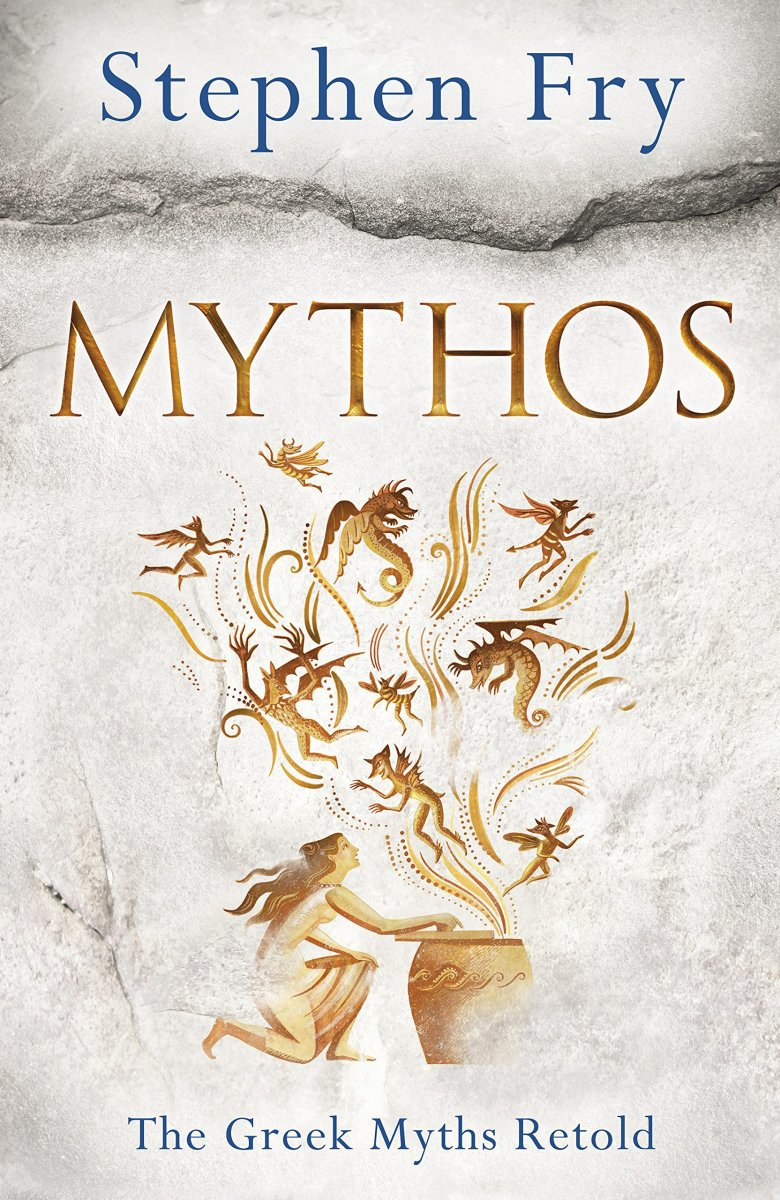 Critical Review of Stephen Fry's 'Mythos: The Greek Myths Retold'